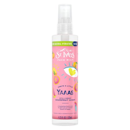 St. Ives Face Mist Happy Grapefruit 4.23 (Best St. Ives St. Ives Anti Aging Creams)