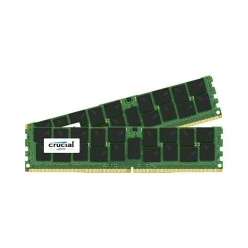 Crucial DDR4-2133 16GB/2Gx72 ECC/REG CL15 Server Memory CT16G4RFD4213RFB