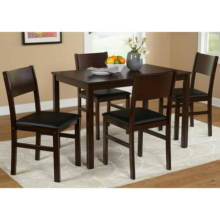 big sale 31fa5 7719b TMS Lucca 5 Piece Dining Set, Multiple Colors