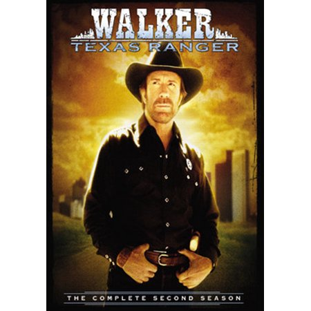 Rangers Blog (Walker, Texas Ranger: The Complete Second Season)