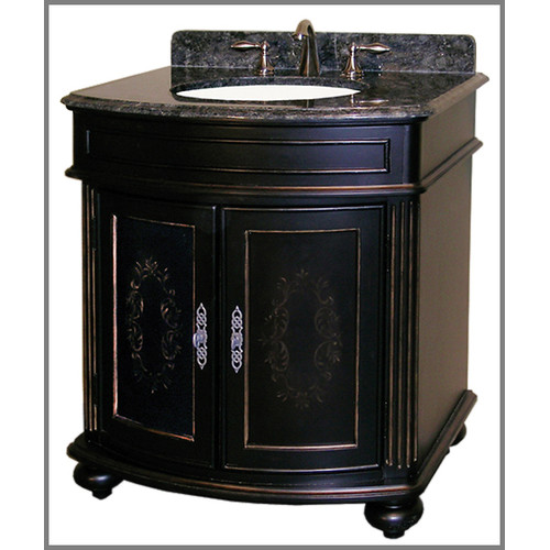 Kaco International Arlington 30'' Bathroom Vanity Base