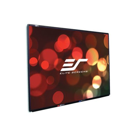 Elite Screens Screen Series Wall Mounted Whiteboard, 3' x 4' by