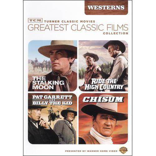 TCM Greatest Classic Films Collection: Westerns (Widescreen)