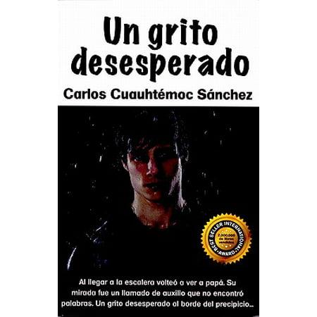 Un Grito Desesperado : Novela de Superacion Para Padres E Hijos