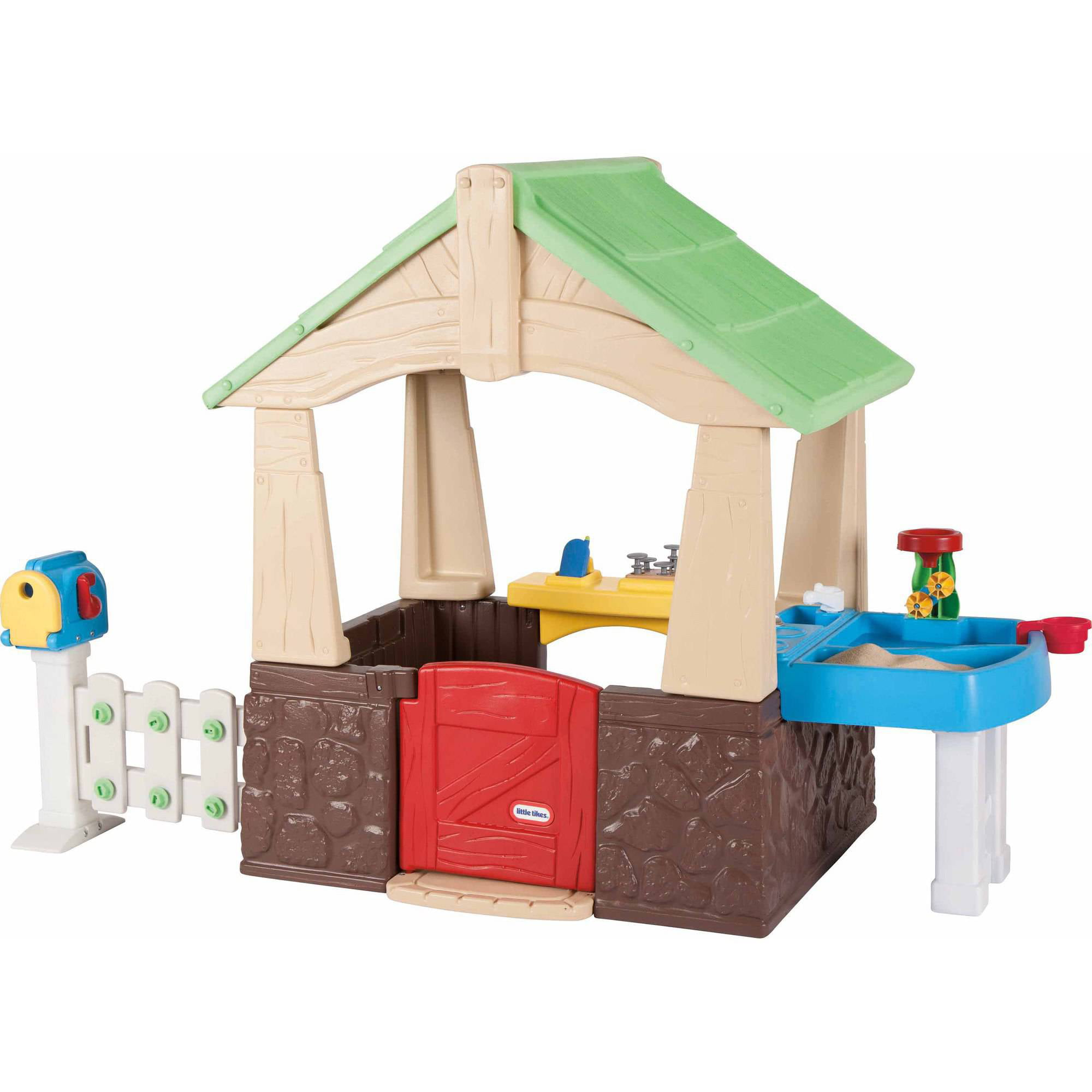Step2 All Around Playtime Patio with Canopy Walmart