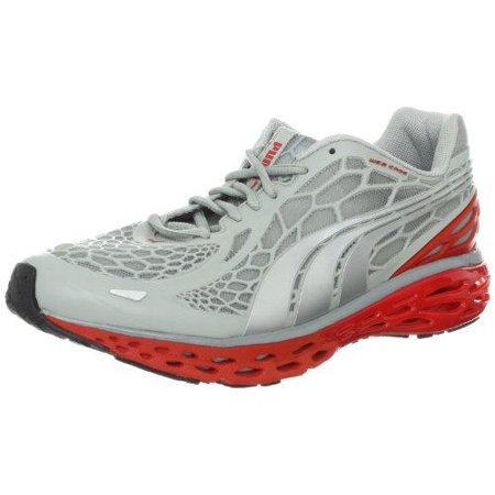 Puma Men's BioWeb Elite Running Shoes Sneakers - Gray / Blue