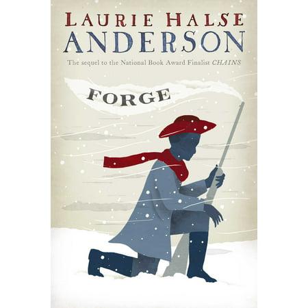 Forge (Reprint) (Paperback)