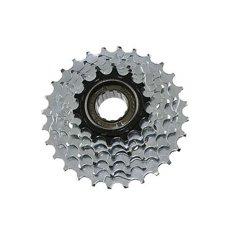 6 Speed Multiple Freewheels 14 28t Friction M2a Black Zinc Sun Race