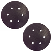 "Superior Pads & Abrasives RSP37 Random Orbit Sander Hook & Loop 6"" Pad Replaces Porter Cable 18001 - RSP37"
