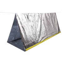 Compact and Lightweight 2-Person Survival Tent