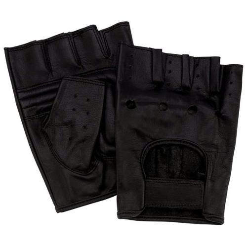 Rocky Mountain Hides 10Pc Set Leather Half Gloves