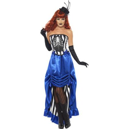 Grotesque Burlesque Pin-Up Dancer Adult Costume Small - Halloween Burlesque Glasgow