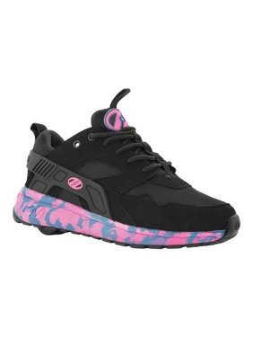 Heelys Force Grey / Pink Ankle-High Fashion Sneaker - 3M