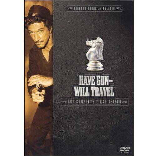 Have Gun - Will Travel: The Complete First Season (Full Frame)