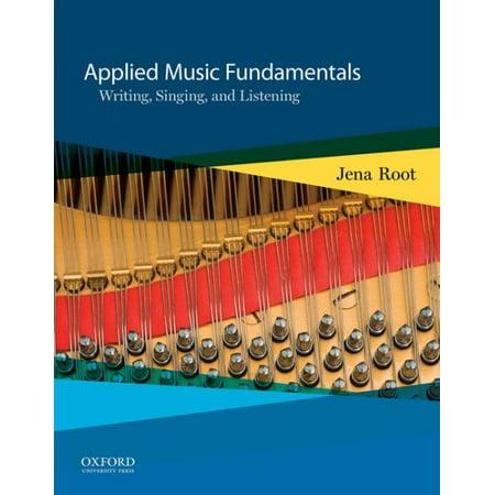Music Listening Bingo - Applied Music Fundamentals : Writing, Singing, and Listening