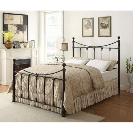 Coaster Furniture Gideon Metal Panel Bed