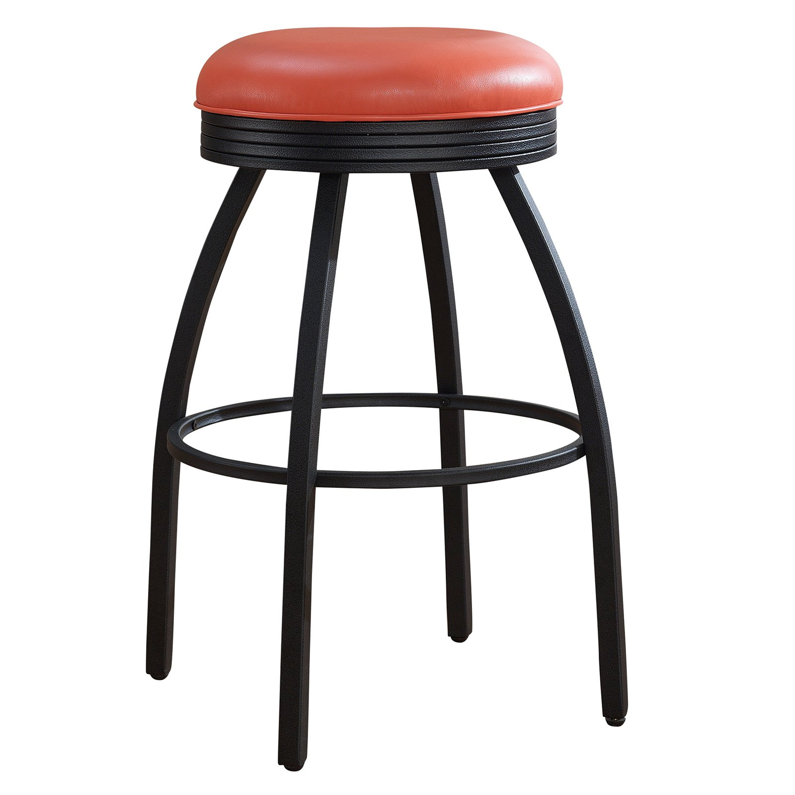 AHB 26 in. Manhattan Swivel Counter Stool