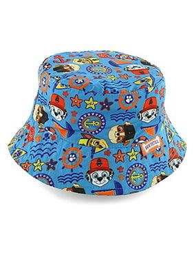 23f82840 Product Image Nickelodeon Boys' Paw Patrol Bucket Hat Marshall Character  [6014]
