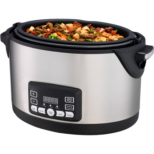 Big Boss 8.5-qt Oval Pressure Cooker, St