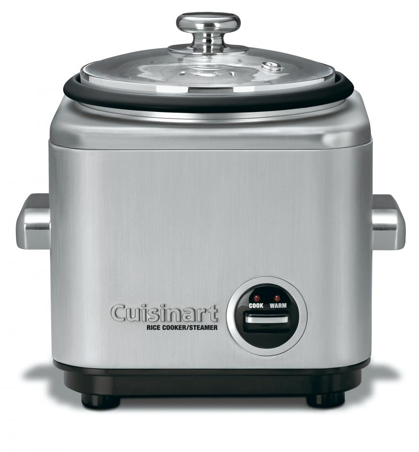 Cuisinart 4-Cup Stainless Steel Rice Cooker