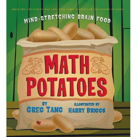 Math Potatoes : Mind-Stretching Brain Food](Halloween Brain Food)