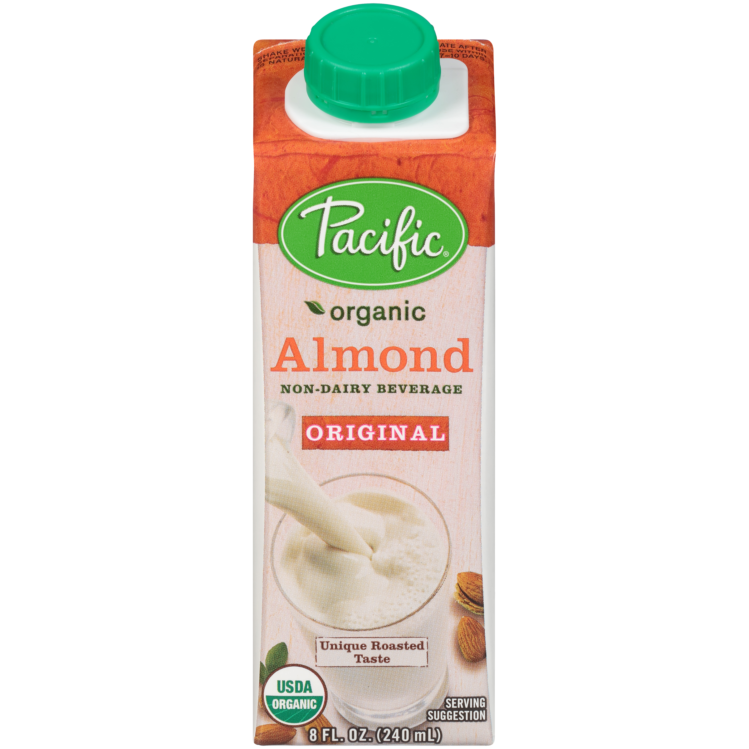 Pacific Foods Organic Almond Non-Dairy Chocolate Beverage, 8-Ounces