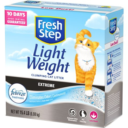 Light Weigh Cat Litter