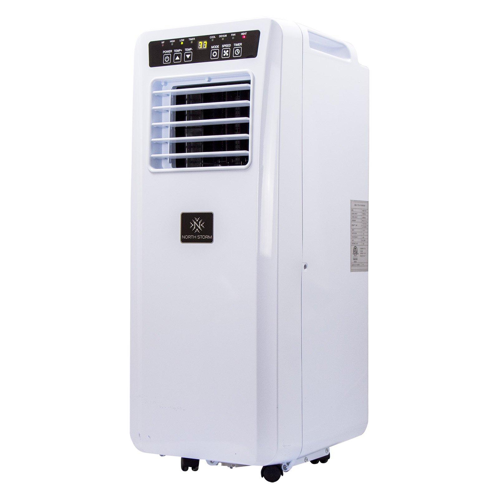 North Storm 4-in-1 12000 BTU Portable Air Conditioner