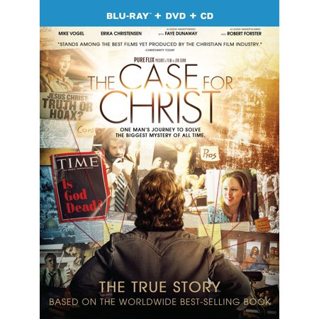 DVD-Case For Christ (Blu Ray/DVD Combo)](Movie Reels For Sale)