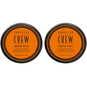 American Crew Matte Clay 3 Ounce Pack Of 2