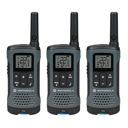 Motorola Talkabout T200 FRS/GMRS 2-Way Radios - 3 Pack ()