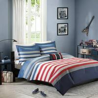 Home Essence Teen Justin Printed Comforter Bedding Set