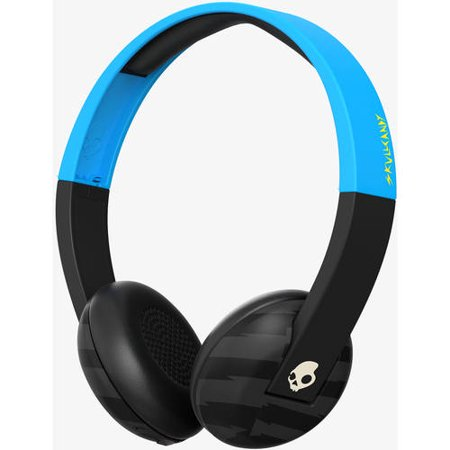 Skullcandy Uproar Wireless Bluetooth Headphones with Onboard Microphone/Remote