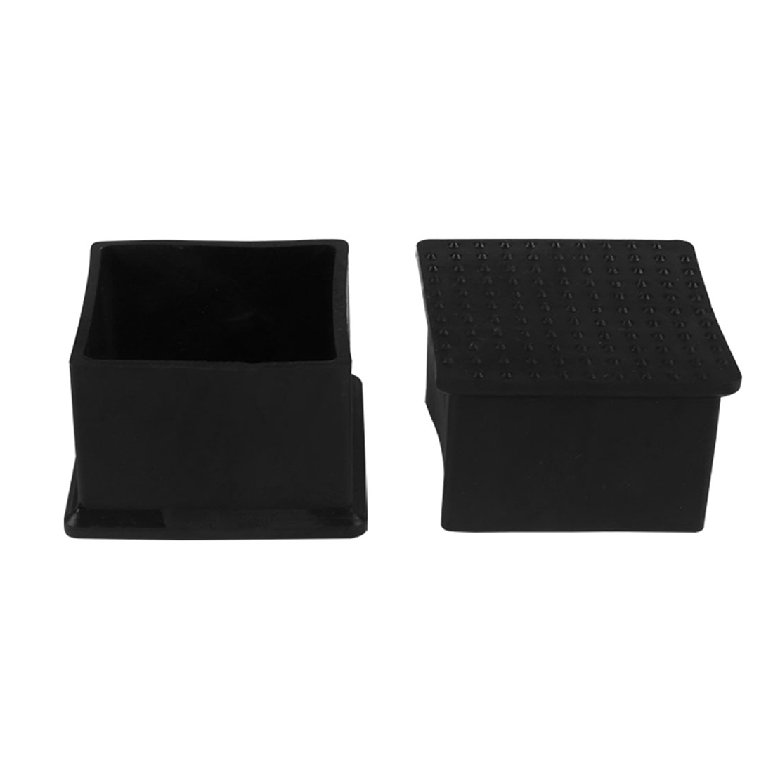 """Desk Table Leg Caps End Tip Home Furniture Protector 25pcs 1.77""""x1.77"""" (45x45mm) - image 7 of 7"""