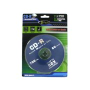 Cd-R Recordable Discs (Pack Of 12)