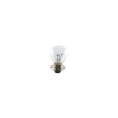 MACs Auto Parts  47-15184 Headlight Bulb - 6 Volt - 50-32 CP - Flanged Type - Ford