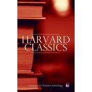 Harvard Classics: Complete 51-Volume Anthology - eBook