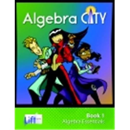 Algebra City Student Edition Resource Set  44  1 Student Login  44  Set   4