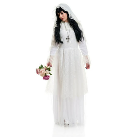 Halloween Nightshade Bride Adult Costume](Dead Bride Costumes For Halloween)