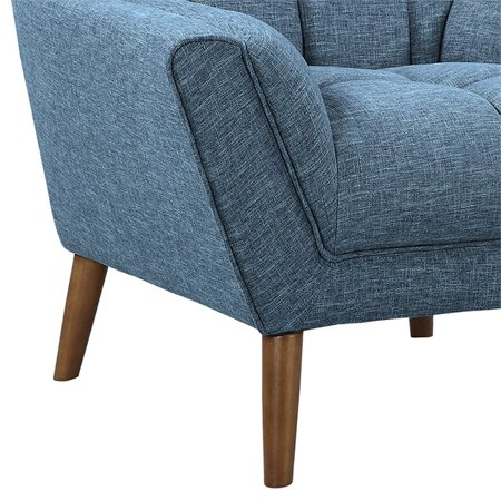 Hawthorne Collections Chair in Blue - image 5 of 6