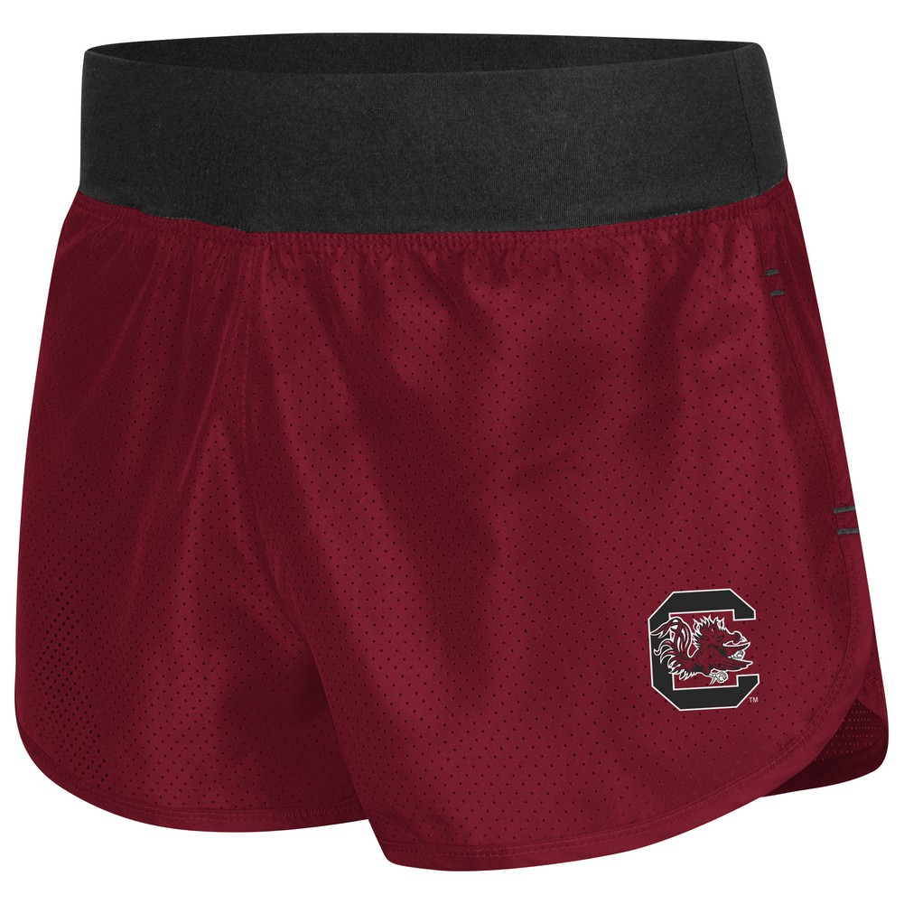 South Carolina Gamecocks Women's Shorts Sprint Compression Bottoms