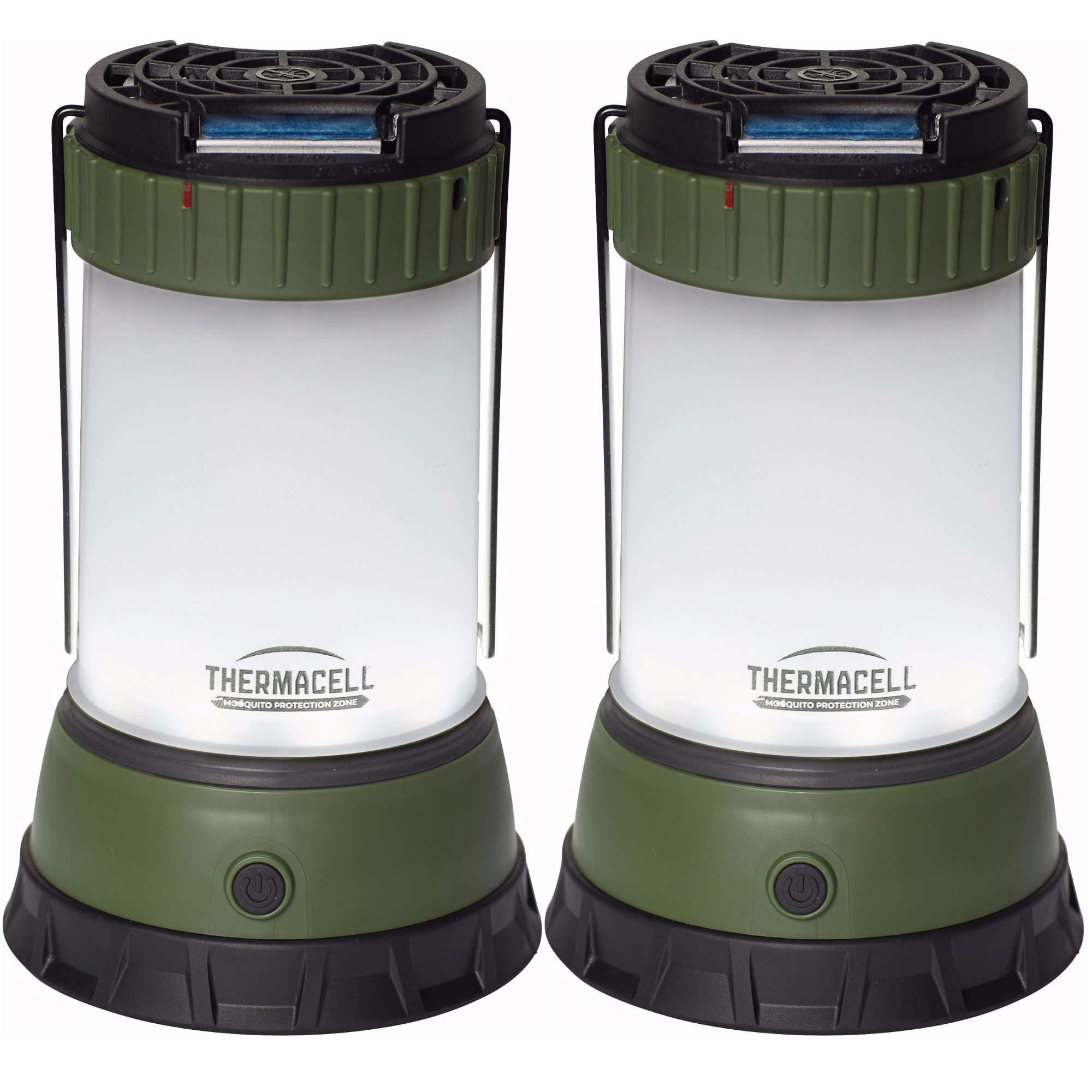 ThermaCELL Mosquito Repellent Pest Control Outdoor and Camping Lanterns: 2-Pack by Thermacell