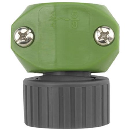 0.63 x 75 in. Green Thumb Female Hose Coupler