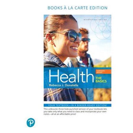 Health : The Basics, Books a la Carte Edition - Carte D'invitation Halloween