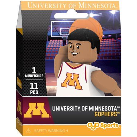 Golfer Basket (Minnesota Golden Gophers OYO Sports Campus Collection Basketball Minifigure - No Size)
