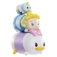 Disney Tsum Tsum Dumbo, Cinderella & Daisy Mini Figures, 3 Pack