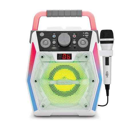 Singing Machine Glow, Bluetooth CDG Karaoke Machine Now $39 (Was $69)