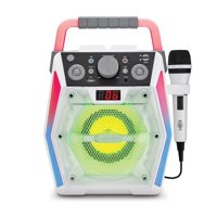 Deals on Singing Machine Glow SML2200, Bluetooth CDG Karaoke Machine
