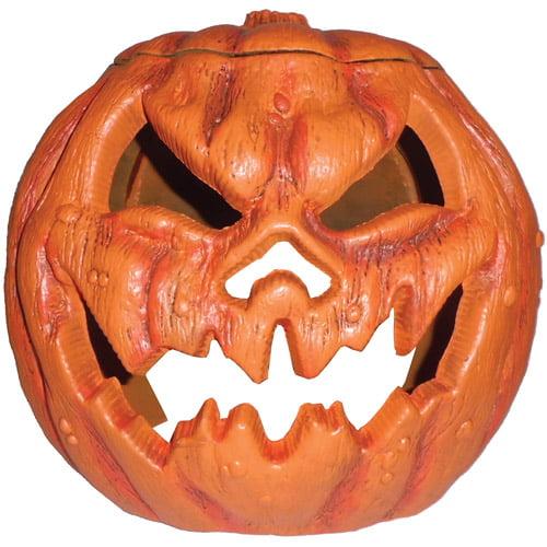 Life Size Halloween Pumpkin Rotting Decor