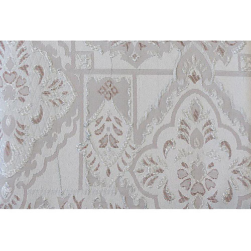 Portofino Raised Polyester Curtain Panel by Regal Home Collections